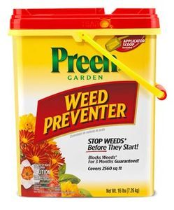 Preen Garden Weed Preventer