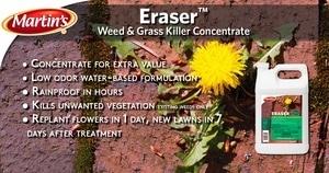 Eraser Weed Killer