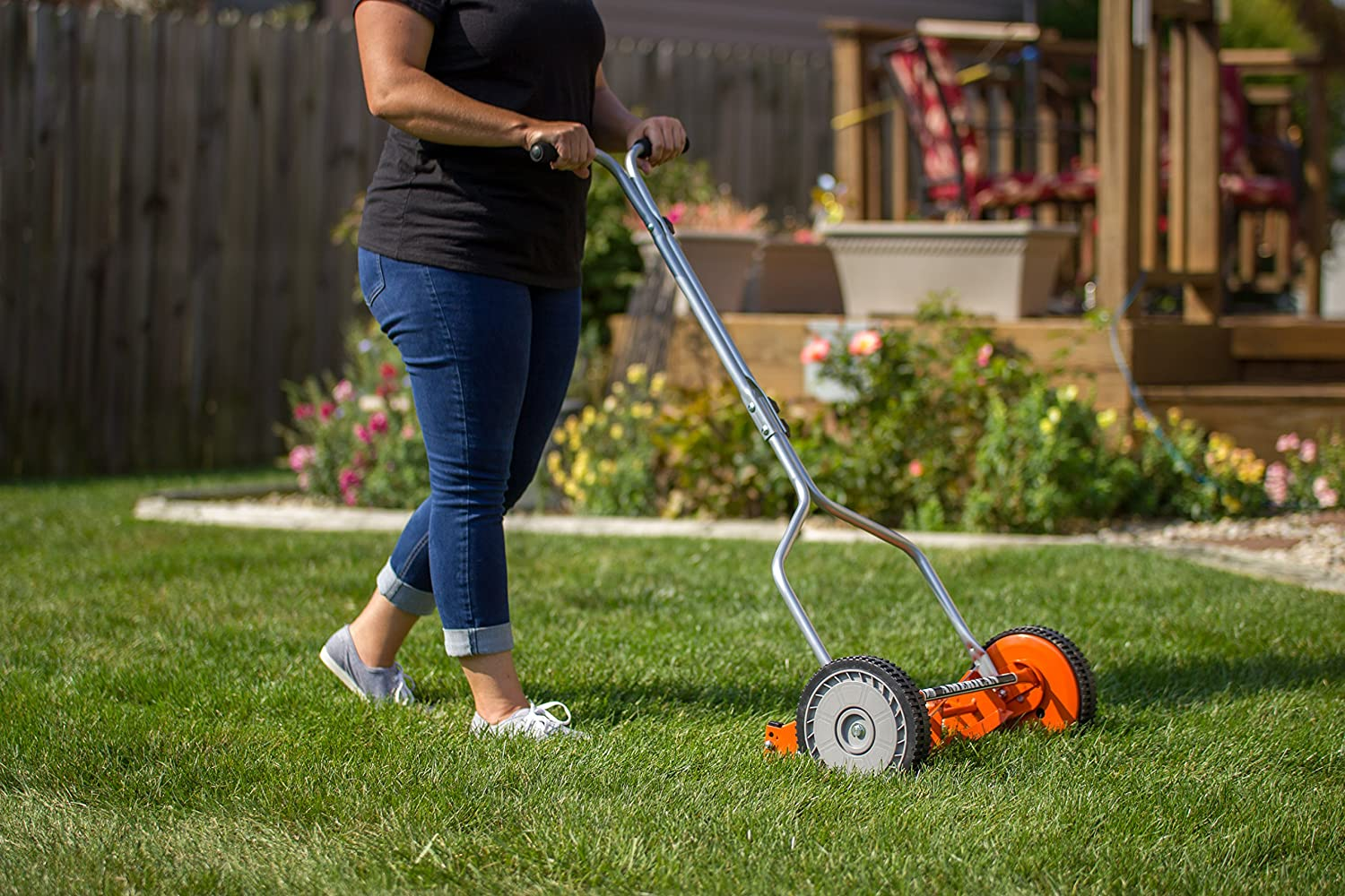 lawn mower for small yard reviews
