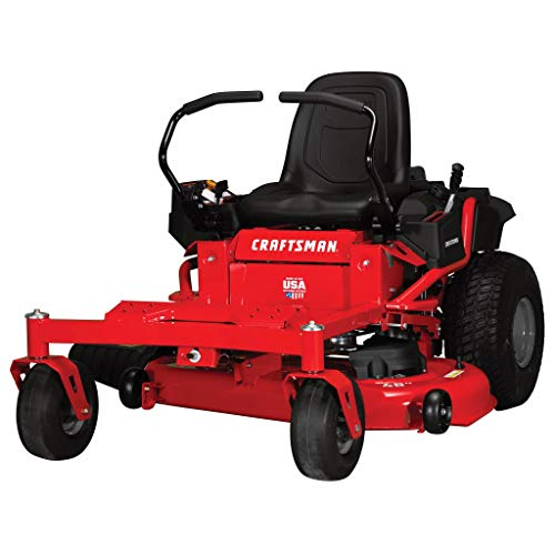 Craftsman Z525 review