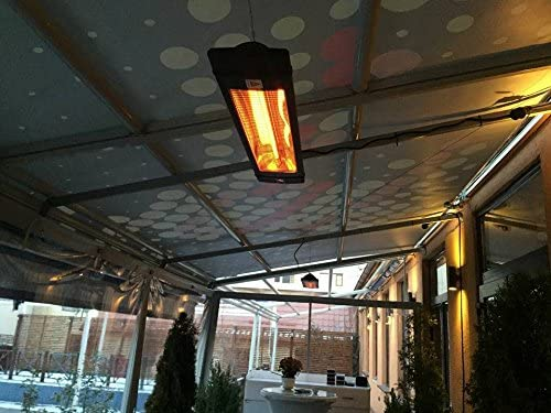 electric patio heater reviews
