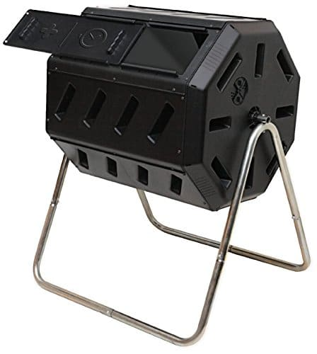 FCMP Outdoor IM4000 Tumbling Composter review