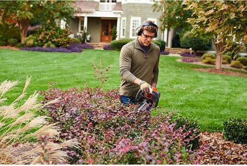 gas hedge trimmer reviews