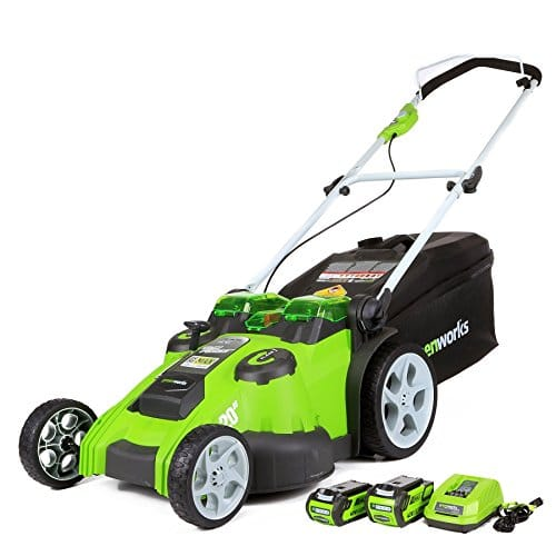 Greenworks 40V 20-Inch Cordless Twin Force Lawn Mower review