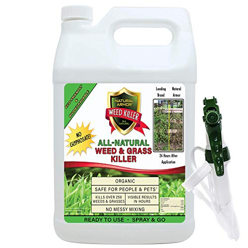 Natural Armor Weed and Grass Killer review