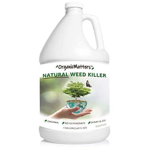 OrganicMatters Natural Weed Killer Spray review