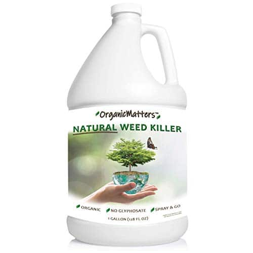 OrganicMatters Natural Weed Killer Spray review