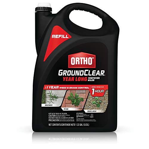 Ortho GroundClear Year Long Vegetation Killer review