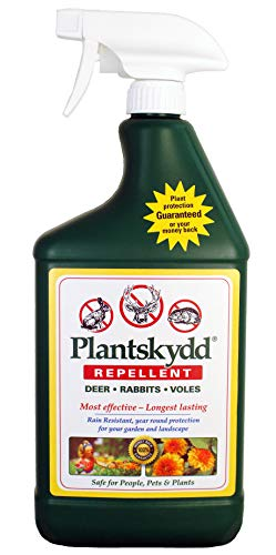 Plantskydd Animal Repellent review