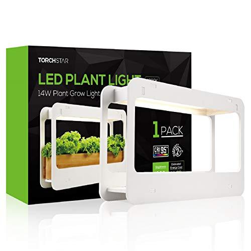 TORCHSTAR LED Grow Light Kit review