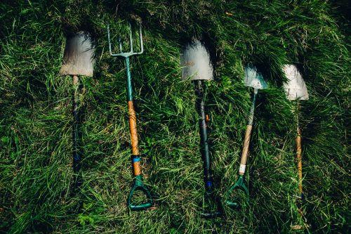 garden spade reviews