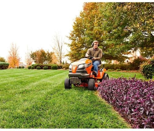 lawn tractor reviews