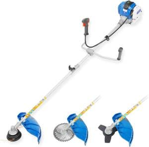 Huyosen 4-Cycle Weed Trimmer review