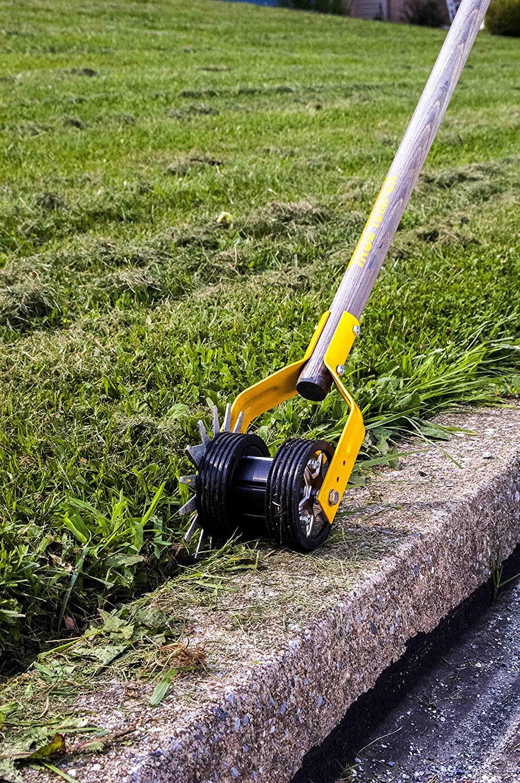 manual lawn edger reviews