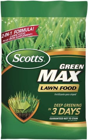 Scotts Green Max Lawn Food review