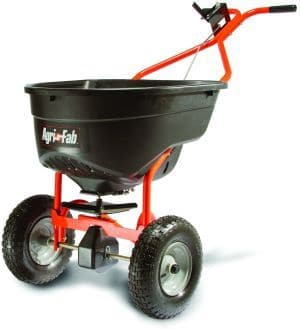 Agri-Fab 45-0462 Push Broadcast Spreader review