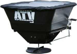 Buyers Products ATVS100 ATV All-Purpose Broadcast Spreader review