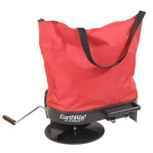 EARTHWAY PRODUCTS 2750 Hand Crank Bag Seeder review