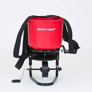 EarthWay 3100 Professional 40lb Hand Crank Broadcast Spreader review