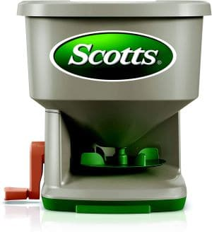 Scotts Whirl Hand-Powered Spreader review