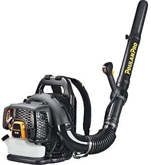 Poulan Pro PR48BT Backpack Leaf Blower review