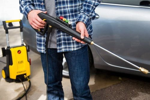 pressure washer for driveway review
