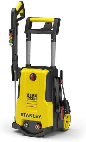 Stanley SHP2150 Electric Pressure Washer with Spray Gun review