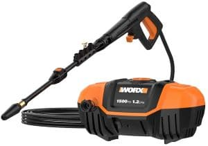 WORX WG60 Electric Pressure Washer review
