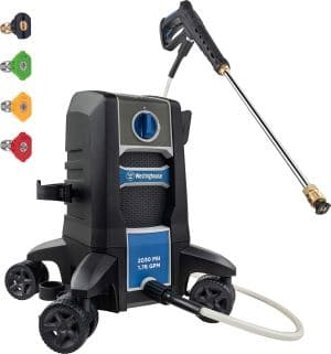 Westinghouse Electric Pressure Washer 2030 review