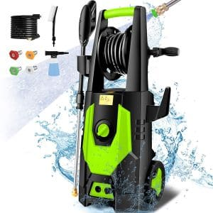 mrliance 3600PSI Electric Pressure Washer review